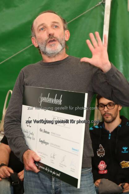 Karl Markovics, Pöndorfer Country Charity Challenge (PCCC). Wir helfen helfen! (C) Katharina Schiffl, © Aussender (04.08.2014)