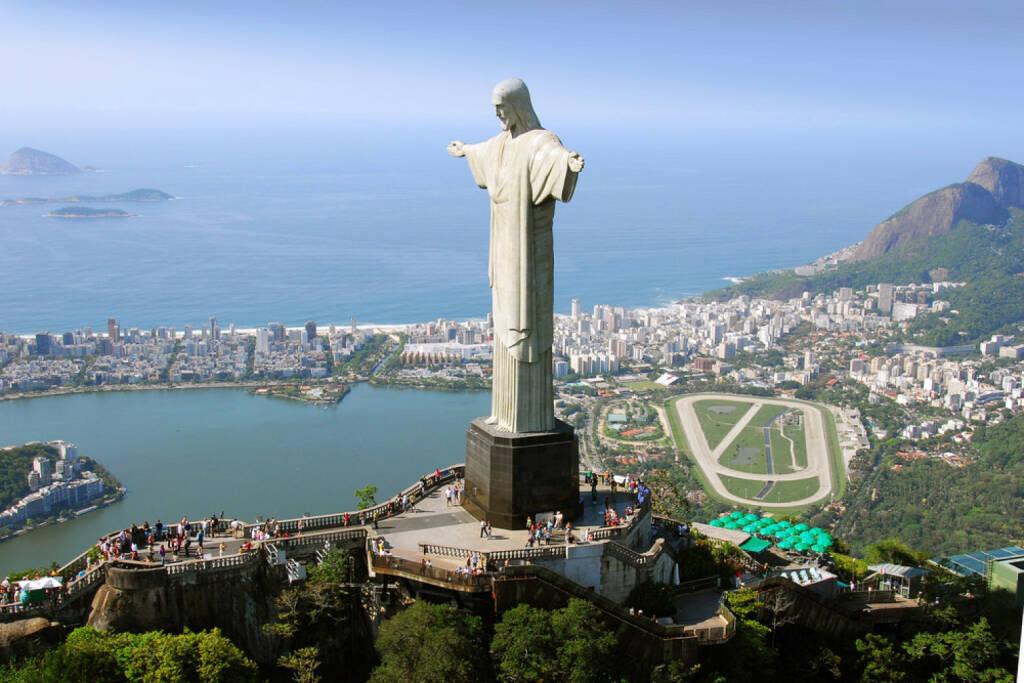 Christo Corcorvado, Rio de Janeiro, Brasilien, <a href=http://www.shutterstock.com/gallery-497053p1.html?cr=00&pl=edit-00>Mark Schwettmann</a> / <a href=http://www.shutterstock.com/?cr=00&pl=edit-00>Shutterstock.com</a> , Mark Schwettmann / Shutterstock.com, © (www.shutterstock.com) (04.08.2014)