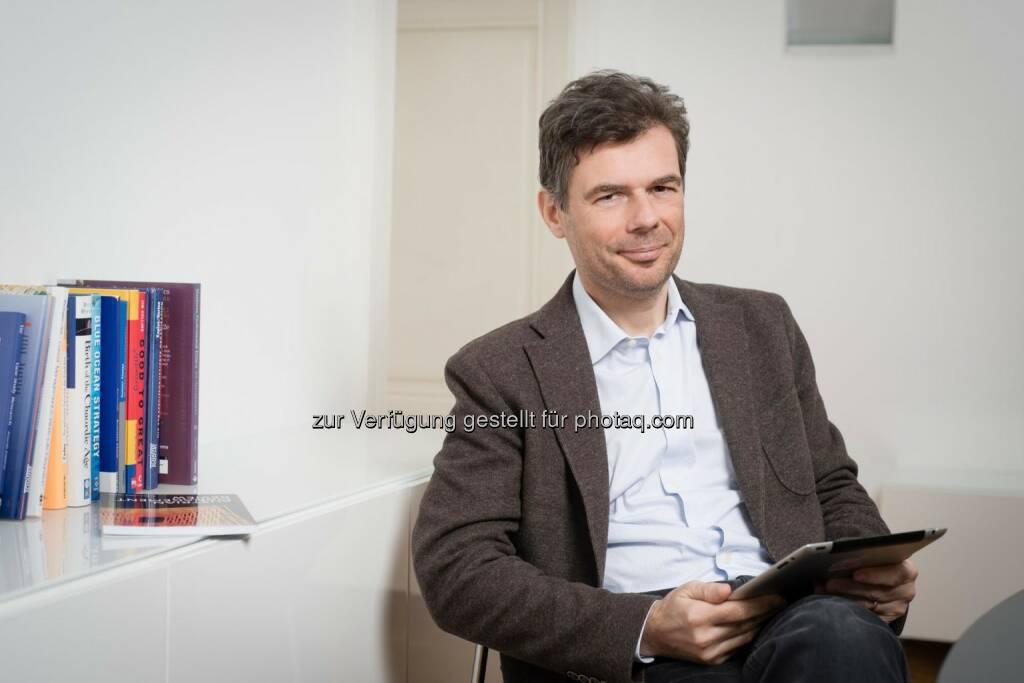 Wolfgang H. Güttel, Wissenschaftlicher Leiter Limak: Kepler Society Leadership Stipendium: Förderprogramm für Nachwuchsführungskräfte, Credit: Limak , © Aussendung (05.08.2014)
