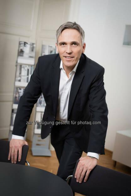 Gerhard Leitner, Geschäftsführer Limak Austrian Business School: Kepler Society Leadership Stipendium: Förderprogramm für Nachwuchsführungskräfte, Credit: Limak , © Aussendung (05.08.2014)