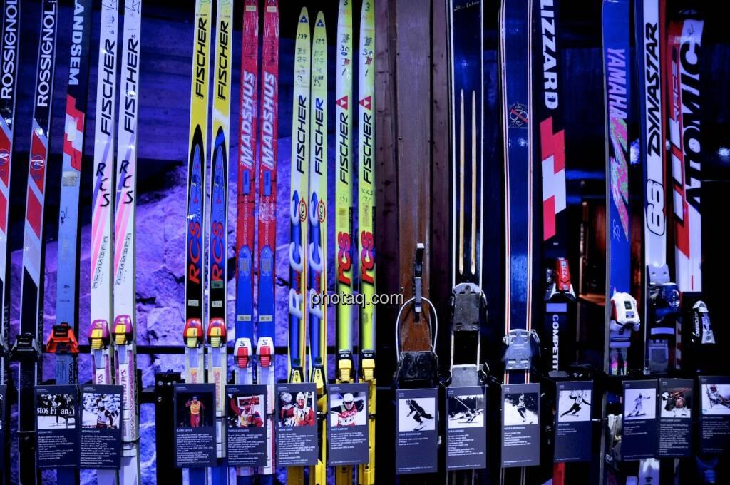 Ski, Langlaufski, Rossignol, Fischer, Blizzard, Dynastar, Atomic, © photaq.com (06.08.2014)