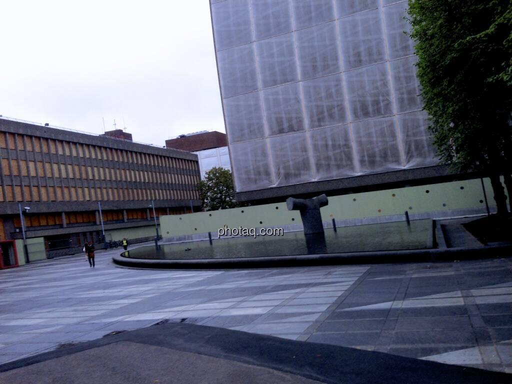 Grubbegata, Oslo, Regierungsviertel, Breivik, Terror, © photaq.com (08.08.2014)