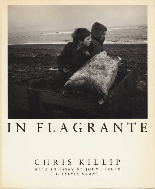 Chris Killip - In Flagrante, Secker & Warburg, 1988, Cover - http://josefchladek.com/book/chris_killip_-_in_flagrante, © (c) josefchladek.com (08.08.2014)