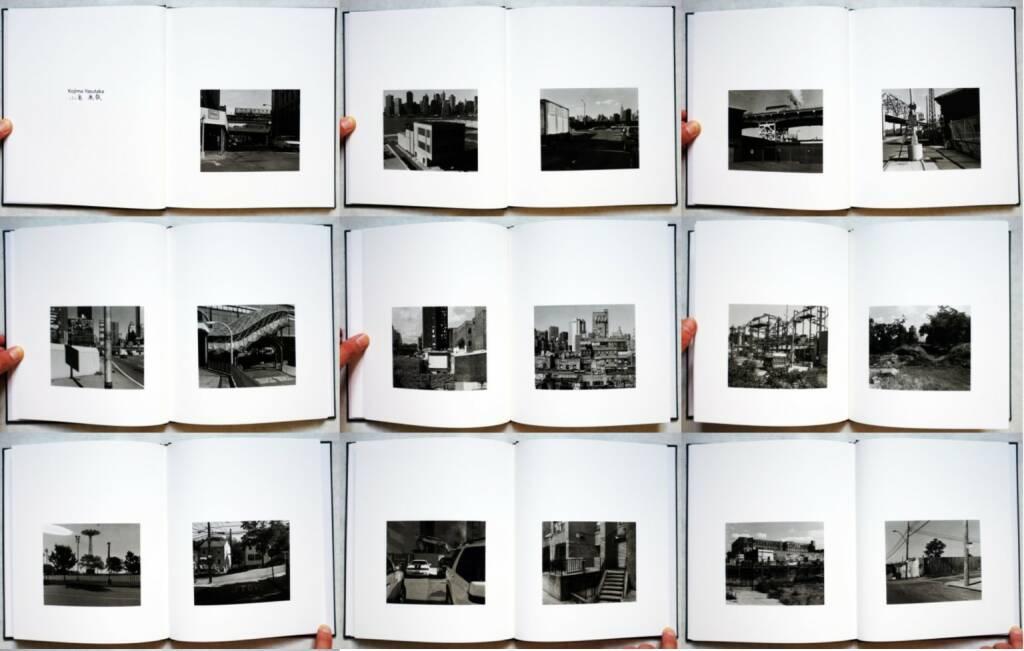 Yasutaka Kojima - New York, Sokyu-sha, 2014, Beispielseiten, sample spreads - http://josefchladek.com/book/yasutaka_kojima_-_new_york, © (c) josefchladek.com (08.08.2014)