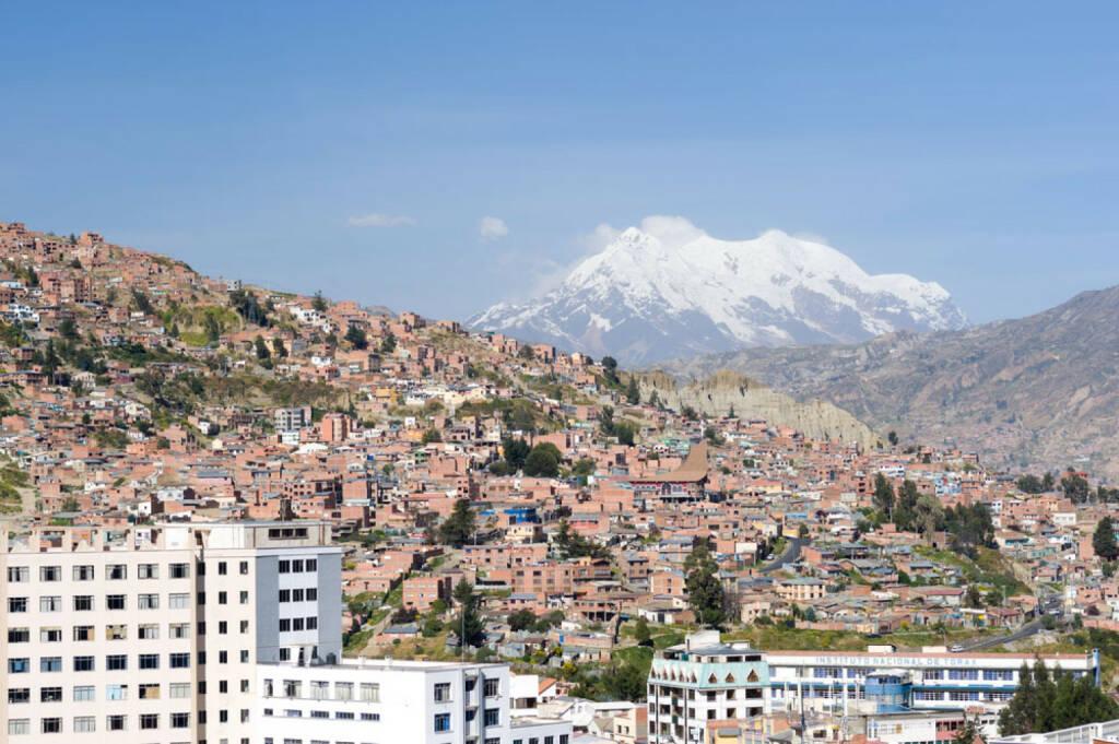 La Paz, Bolivien, http://www.shutterstock.com/de/pic-110991587/stock-photo-this-image-shows-la-paz-bolivia.html, © (www.shutterstock.com) (11.08.2014)
