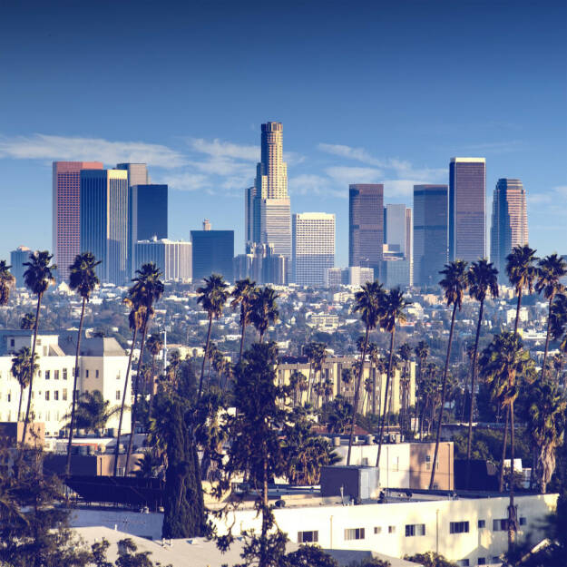 Los Angeles, Kalifornien, USA, http://www.shutterstock.com/de/pic-181707335/stock-photo-city-of-los-angeles-california-usa.html, © (www.shutterstock.com) (11.08.2014)