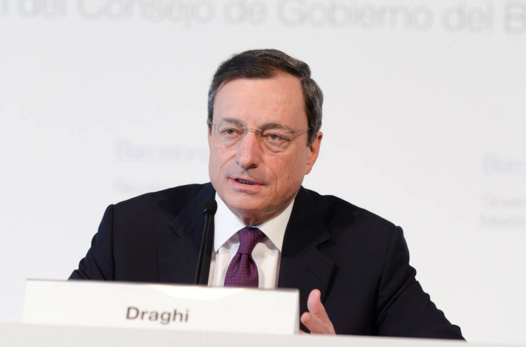 Mario Draghi, <a href=http://www.shutterstock.com/gallery-667393p1.html?cr=00&pl=edit-00>matthi</a> / <a href=http://www.shutterstock.com/?cr=00&pl=edit-00>Shutterstock.com</a>, matthi / Shutterstock.com (12.08.2014)