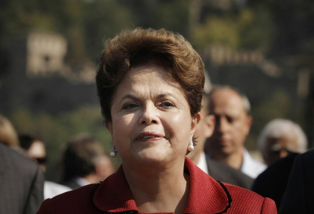 Vana Rousseff, Präsidentin, Brasilien, <a href=http://www.shutterstock.com/gallery-103139p1.html?cr=00&pl=edit-00>Valentina Petrov</a> / <a href=http://www.shutterstock.com/?cr=00&pl=edit-00>Shutterstock.com</a> , Valentina Petrov / Shutterstock.com (12.08.2014)