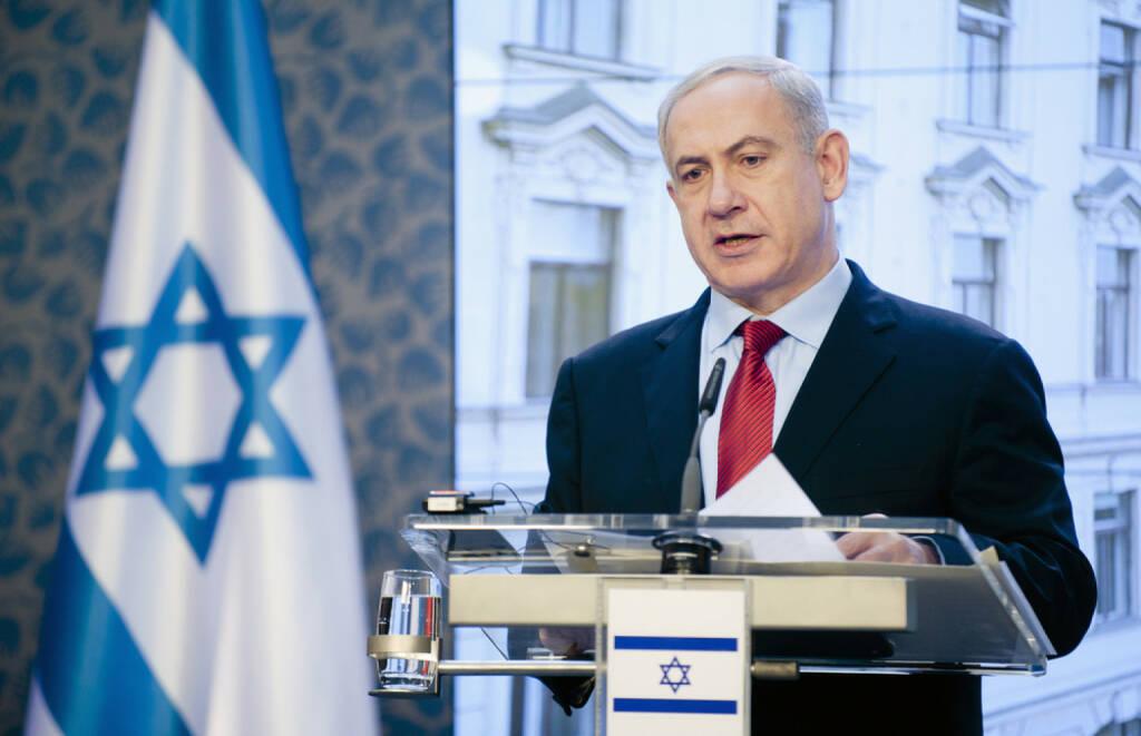 Benjamin Netanjahu, Israel, Premierminister, <a href=http://www.shutterstock.com/gallery-1099136p1.html?cr=00&pl=edit-00>yakub88</a> / <a href=http://www.shutterstock.com/?cr=00&pl=edit-00>Shutterstock.com</a>, yakub88 / Shutterstock.com (12.08.2014)