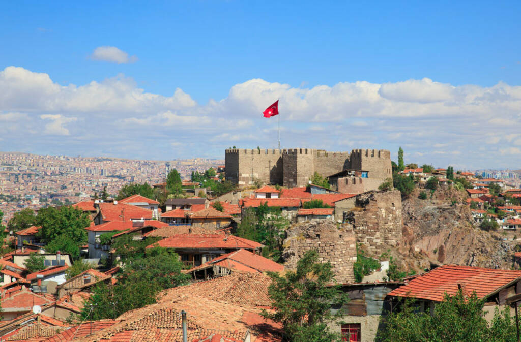 Ankara, Türkei, http://www.shutterstock.com/de/pic-164921735/stock-photo-ankara-castle-ankara-capital-city-of-turkey.html, © shutterstock.com (15.08.2014)