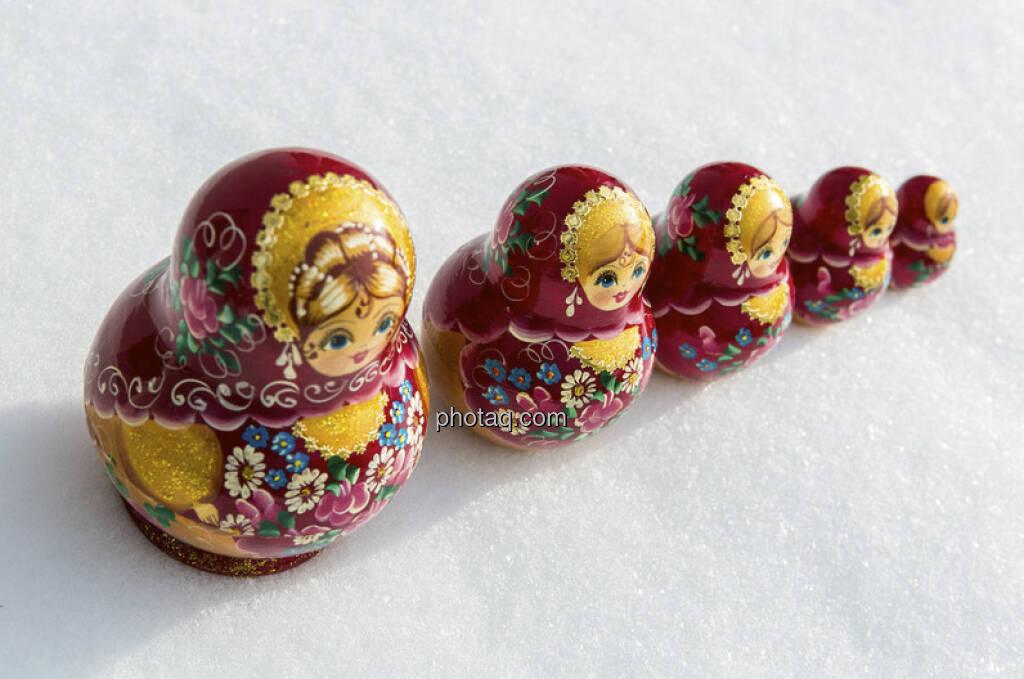 Matroschka-, Babuschka-Puppe (c) Martina Draper (17.01.2013)