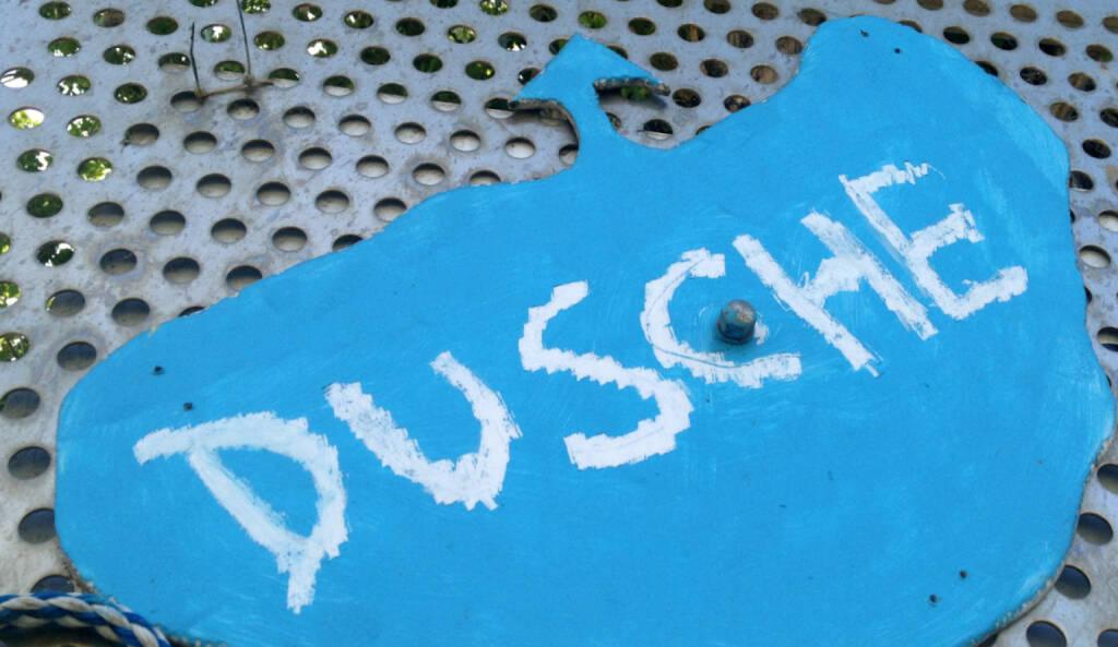 Dusche, © diverse Handypics mit freundlicher Genehmigung von photaq.com-Freunden (18.08.2014)