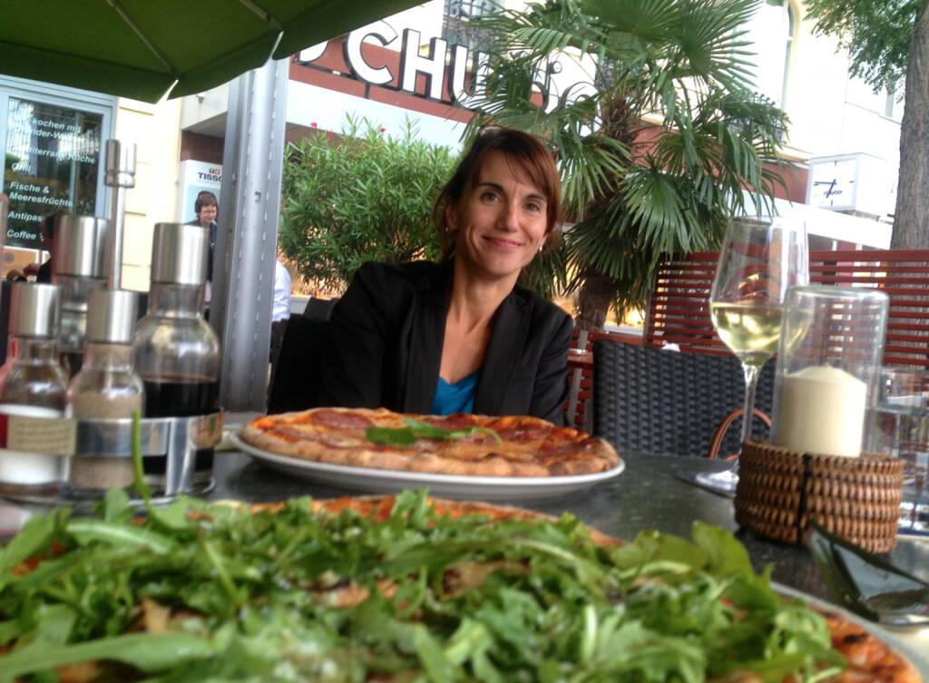 Mit Alexandra Baldessarini im Sasso  (18.08.2014)