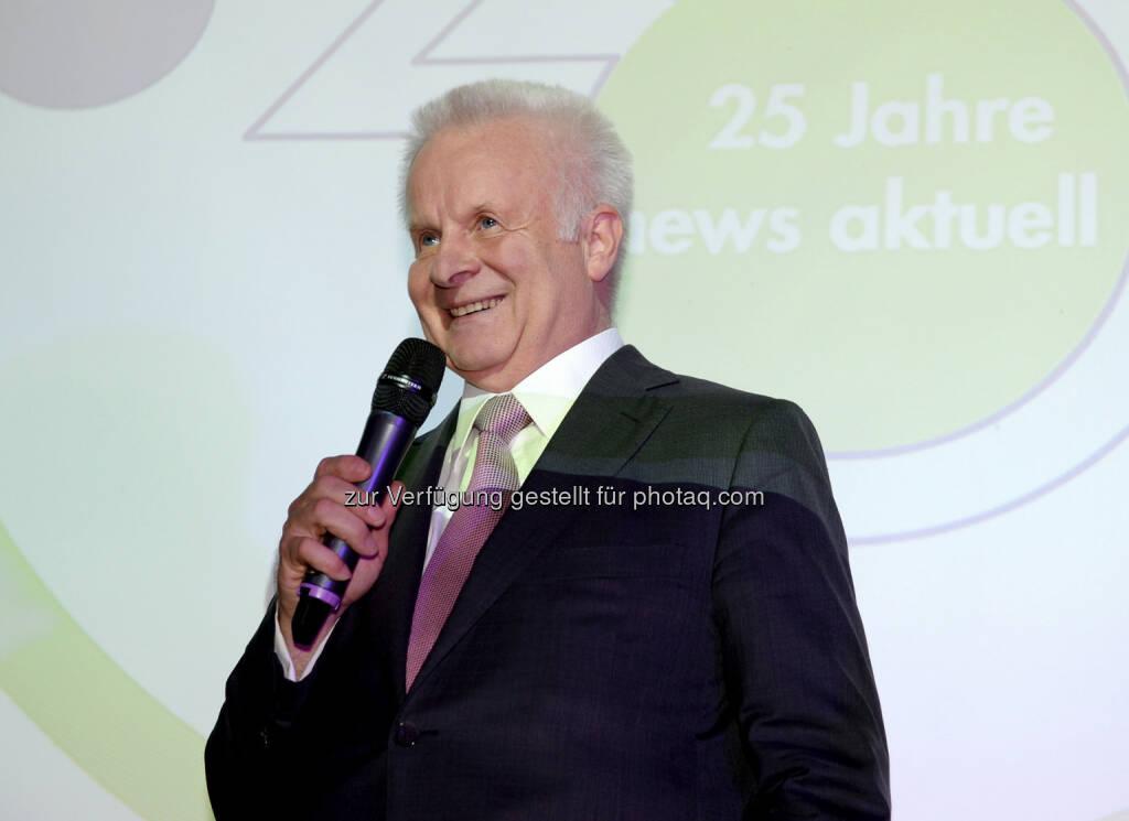 Abschied von Gründer und Geschäftsführer Carl-Eduard Meyer , © obs/news aktuell GmbH/Daniel Reinhardt (25.08.2014)