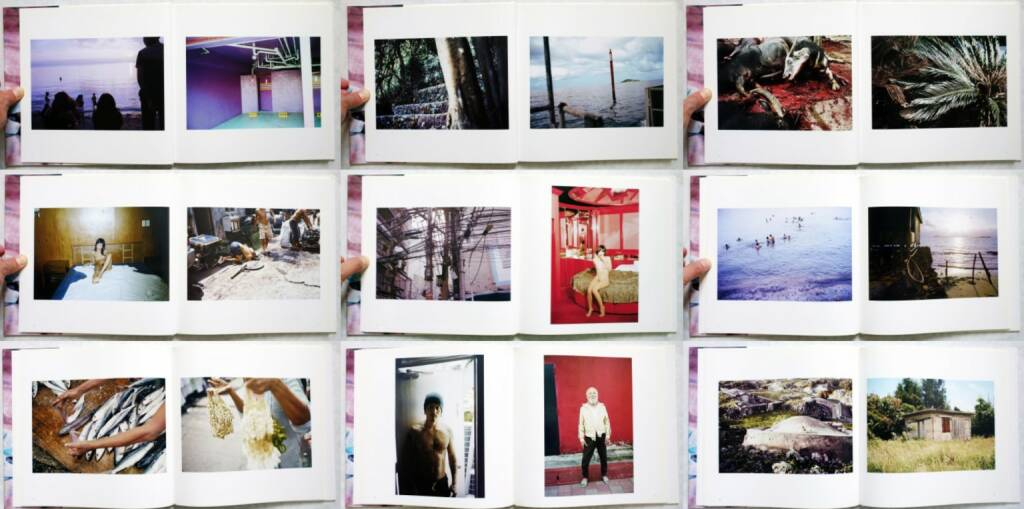 Manabu Someya - Nirai, Tosei-sha, 2010, Beispielseiten, sample spreads - http://josefchladek.com/book/manabu_someya_-_nirai, © (c) josefchladek.com (26.08.2014)