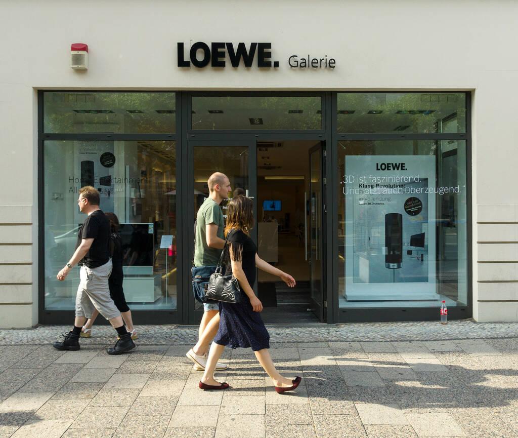 Loewe Geschäft, Galerie <a href=http://www.shutterstock.com/gallery-472024p1.html?cr=00&pl=edit-00>Bocman1973</a> / <a href=http://www.shutterstock.com/editorial?cr=00&pl=edit-00>Shutterstock.com</a>, © www.shutterstock.com (18.03.2018)