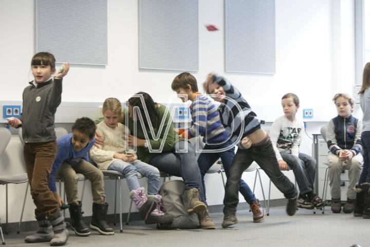 Workshop Wiener Science Lectures bei Festo Luft ist nicht nix