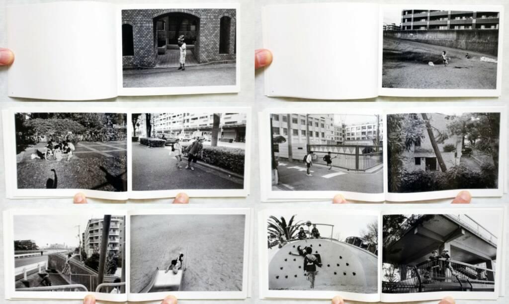 Rie Komatsu - Under some skies いくつかの空の下, Yujin-kobo, 2012, Beispielseiten, sample spreads - http://josefchladek.com/book/rie_komatsu_-_under_some_skies, © (c) josefchladek.com (29.08.2014)
