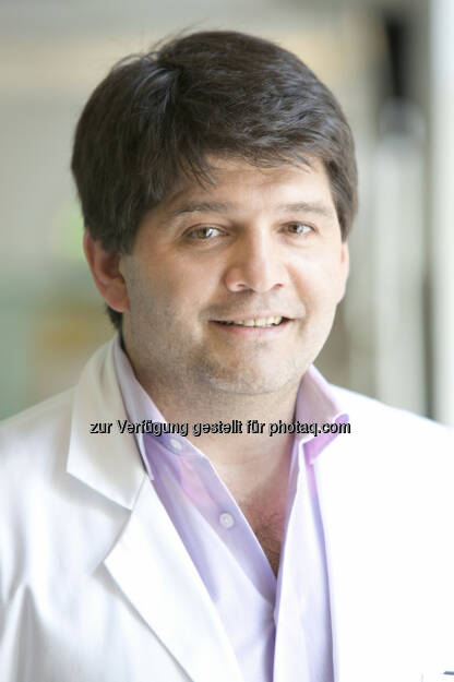 Edmund Cauza, der neue Leiter der AGR in Wien-Speising: In Wien-Speising eröffnet eine Akutgeriatrie (29.08.2014)