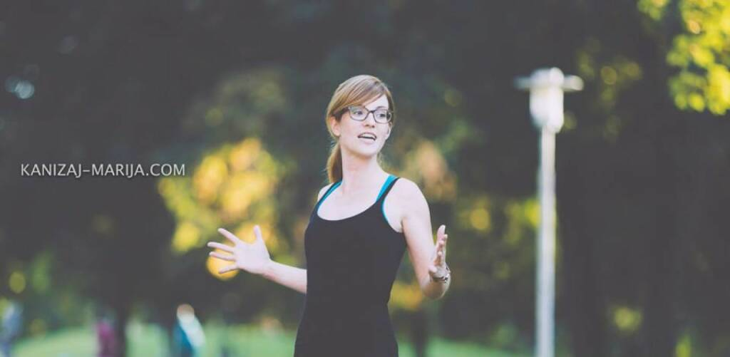 Monika Kletzmayr, Yoga, Analyse, © Marija Kanizaj (30.08.2014)