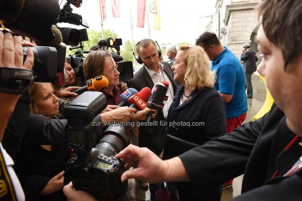 Maria Fekter (Bild: ÖVP/Andreas Röbl) (31.08.2014)
