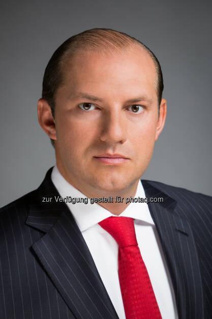 Stefan Gruze (Investmentbanker ) gründet Finanzinstitut SG & CO Capital Markets GmbH  (Bild: Mag. Philipp Simonis/SG & CO), © Aussender (02.09.2014)