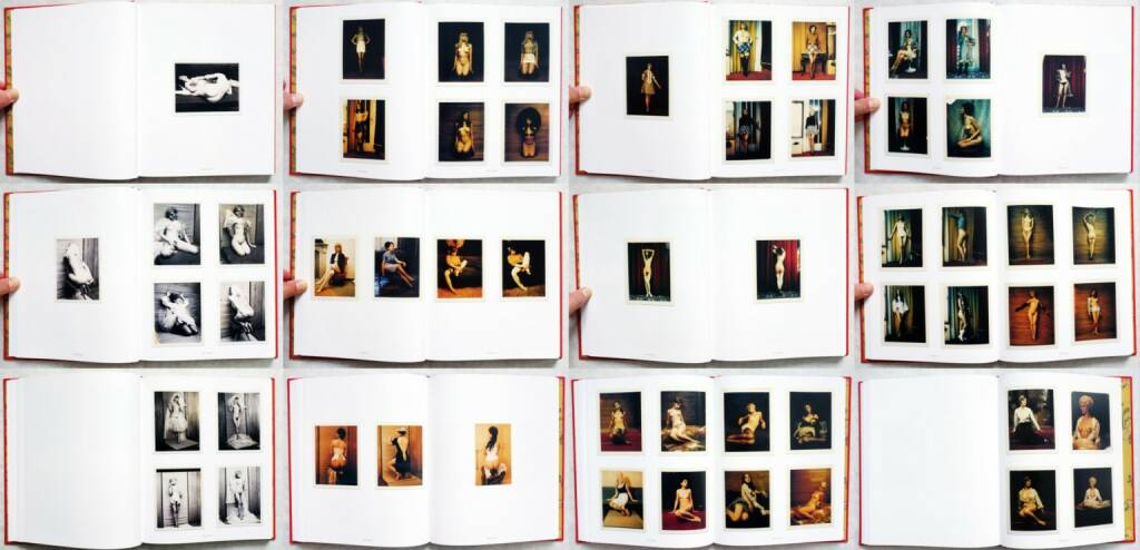 Carlo Mollino - Polaroids, Verlag Bernd Detsch/Damiani Editore, 2014, Beispielseiten, sample spreads - http://josefchladek.com/book/carlo_mollino_-_polaroids, © (c) josefchladek.com (02.09.2014)
