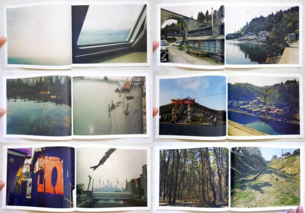 Ikuko Suzuki - Rut in Time, Self published, 2014, Beispielseiten, sample spreads - http://josefchladek.com/book/ikuko_suzuki_-_rut_in_time, © (c) josefchladek.com (06.09.2014)