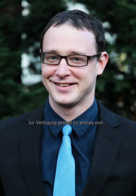 Alexander Walcher, BA verstärkt das Kraftkinz-Team als ROC Datenanalyst (c) Kraftkinz (22.01.2013)