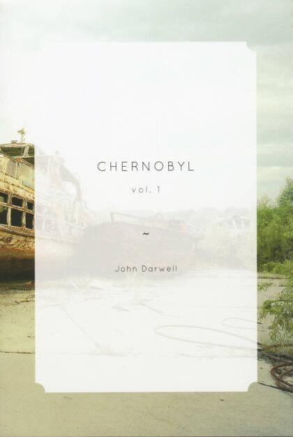 John Darwell - Chernobyl vol. 1, The Velvet Cell, 2014, Cover, http://josefchladek.com/book/john_darwell_-_chernobyl_vol_1, © (c) josefchladek.com (07.09.2014)