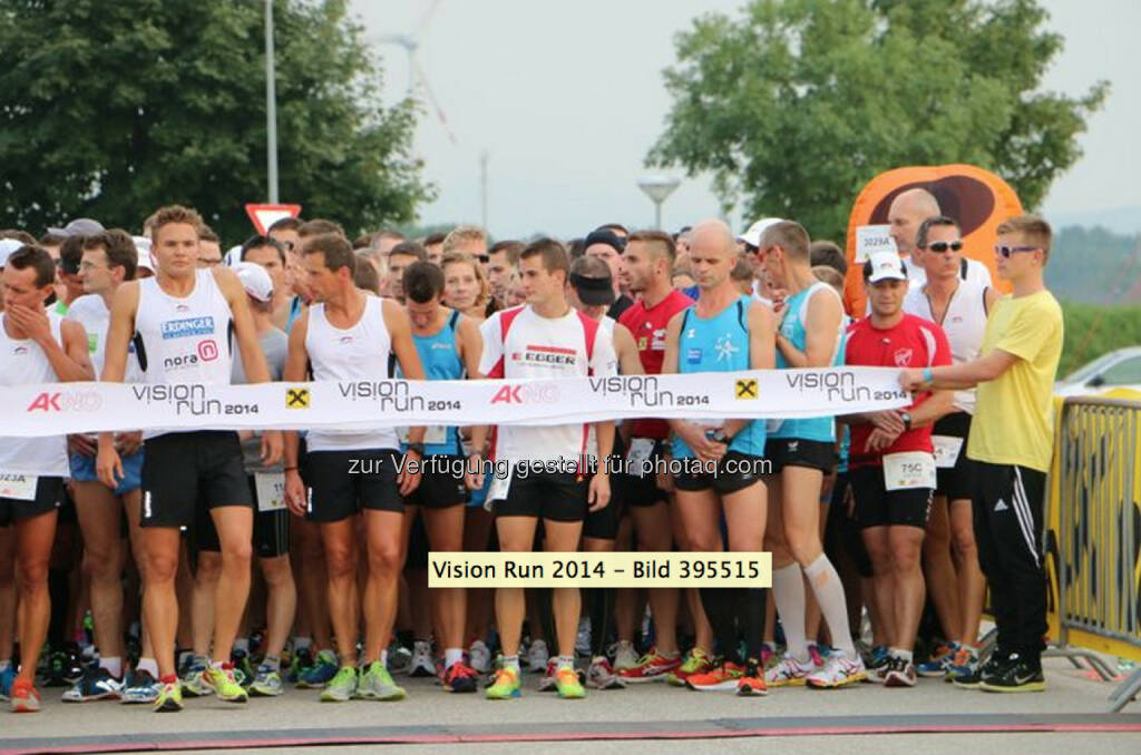Vision Run 2014, vor dem Start http://www.maxfun.at/videos/bilder.php?aid=1404, © maxFun.cc GmbH (07.09.2014)