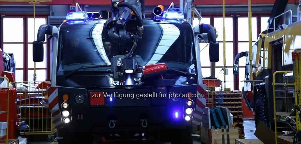 Rosenbauer mit dem Video der Panther-Fertigung  http://bit.ly/PANTHERFertigung https://www.facebook.com/rosenbauergroup?fref=ts (22.01.2013)