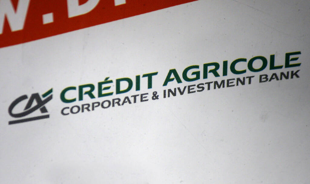Credit Agricole CA, <a href=http://www.shutterstock.com/gallery-320989p1.html?cr=00&pl=edit-00>360b</a> / <a href=http://www.shutterstock.com/editorial?cr=00&pl=edit-00>Shutterstock.com</a>, © www.shutterstock.com (08.09.2014)