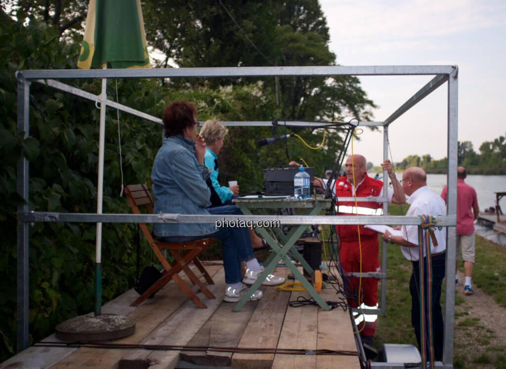 Jury - Wiener SUP-Meisterschaften 2014 in der Kuchelau (08.09.2014)