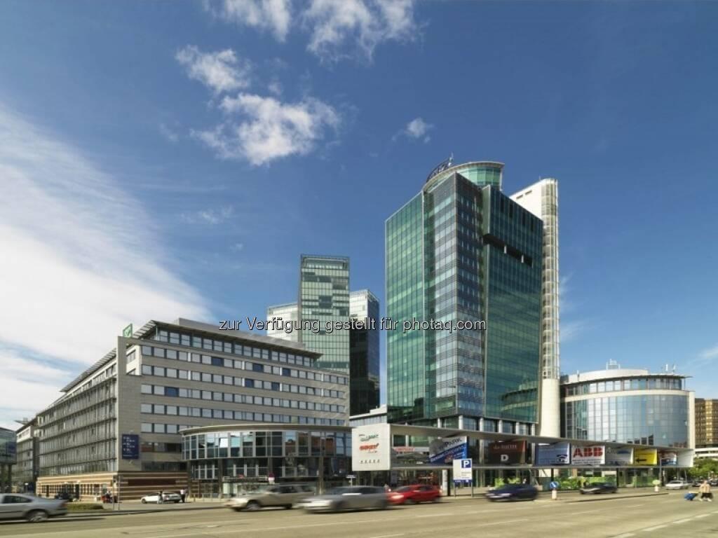 Business Park Vienna: Unter den empfohlenen Properties auf http://properties.immofinanz.com/ (c) Immofinanz (23.01.2013)