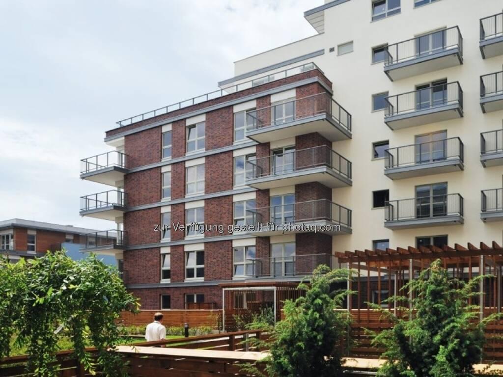 Dębowe Tarasy -Kattowitz, Polen: Unter den empfohlenen Properties auf http://properties.immofinanz.com/ (c) Immofinanz (23.01.2013)