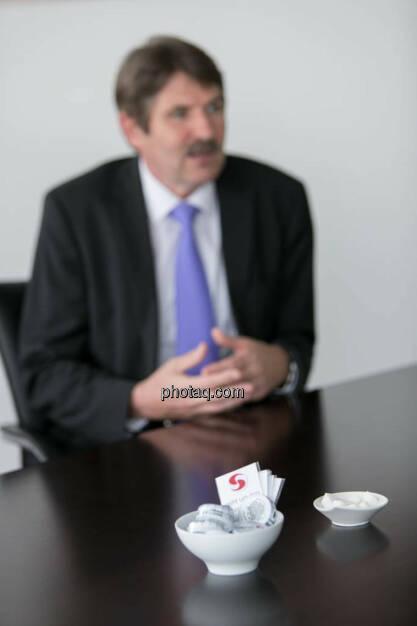 Ernst Vejdovszky (S Immo), © photaq/Martina Draper (09.09.2014)