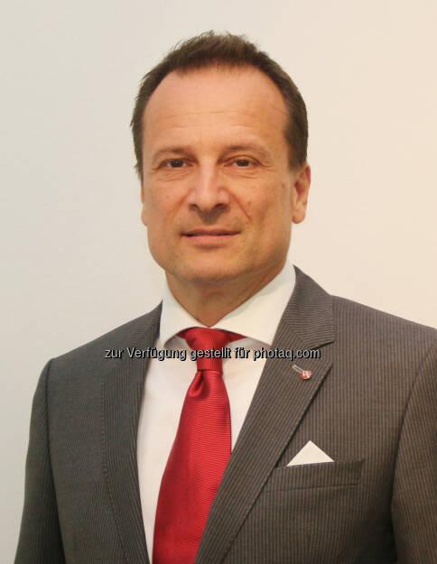 Martin Lachout ist neuer Vorstand der Arcotel Hotel AG, © Aussender (10.09.2014)