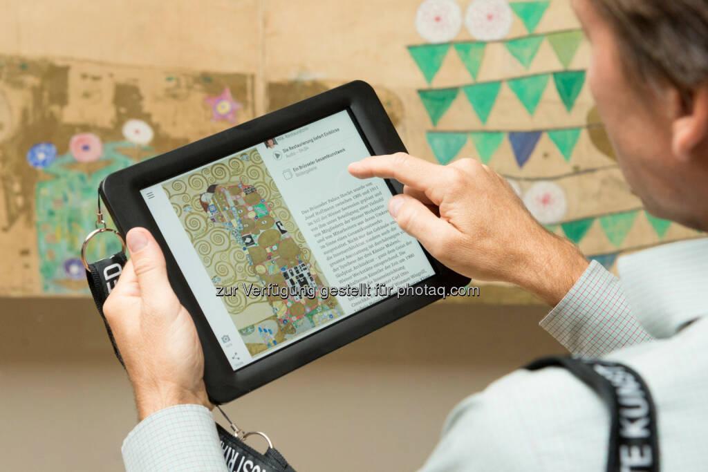 MAK - Österreichisches Museum für angewandte Kunst / Gegenwartskunst: MAK veröffentlicht multimediale Tablet-App zu Wien 1900 (11.09.2014)
