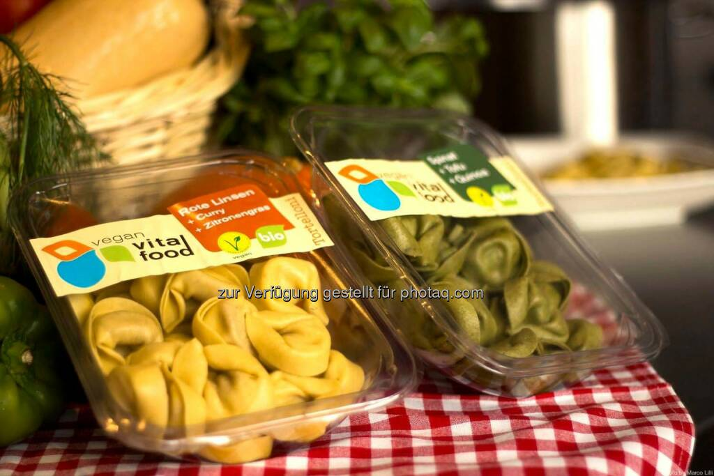 Vegan vital beliefert Deutschlands führenden Bio-Großhändler, Fotocredit: Vegan Vital Food/ Marco Lilli (11.09.2014)