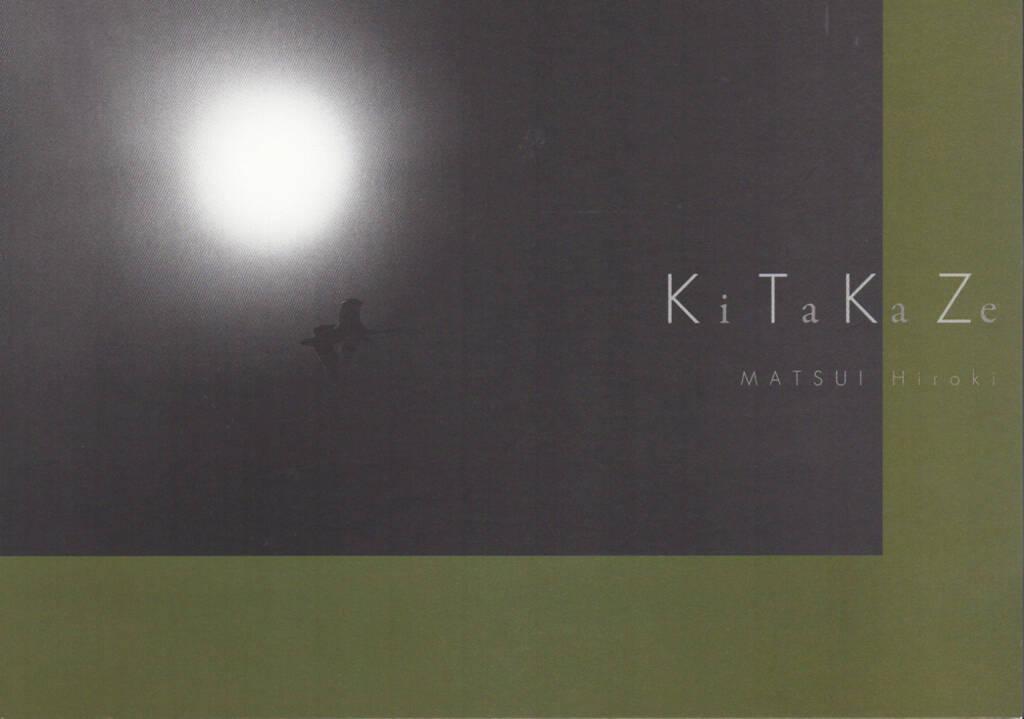Hiroki Matui - Kitakaze, Graf Publishers, 2013, Cover - http://josefchladek.com/book/hiroki_matui_-_kitakaze, © (c) josefchladek.com (13.09.2014)