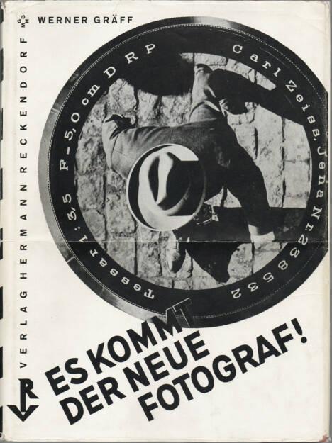 Werner Gräff - Es kommt der neue Fotograf - 1200-2000 Euro, http://josefchladek.com/book/werner_graff_-_es_kommt_der_neue_fotograf (14.09.2014)