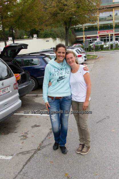 Milena Ioveva, Martina Draper, Wachau Marathon 2014, © Milena Ioveva  (14.09.2014)