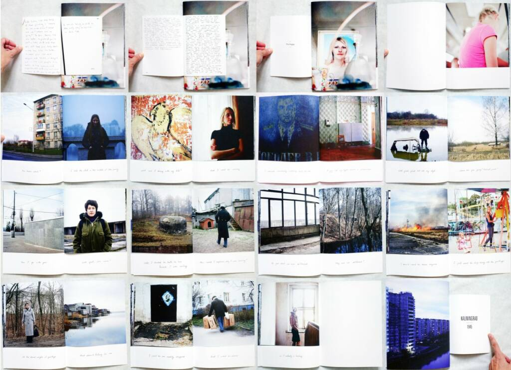 Kate Nolan - Either, Self published, 2014, Beispielseiten, sample spreads - http://josefchladek.com/book/kate_nolan_-_neither, © (c) josefchladek.com (21.09.2014)