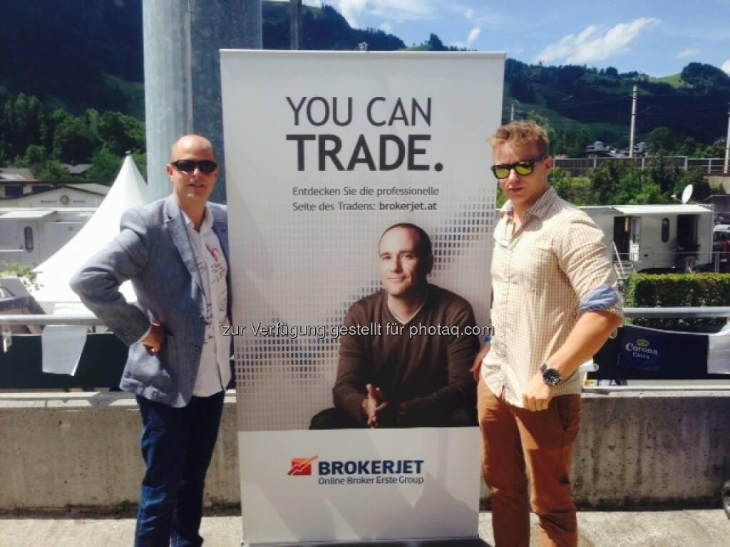 Brokerjet You Can Trade, © beigestellt (22.09.2014)