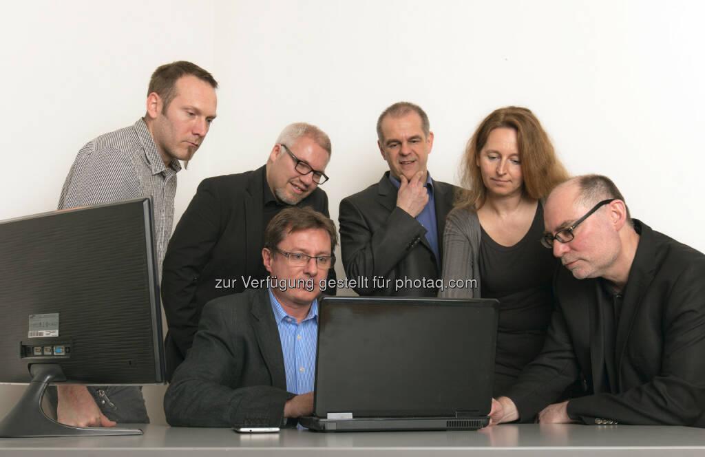 Alexander Kartusch, Marcus Fuit, Wolfgang Margotti, Peter Burgmann, Sabine Fuchs, Andreas König: Das R-Team: Rundumerneuerung im Teamwork, © Aussender (29.09.2014)