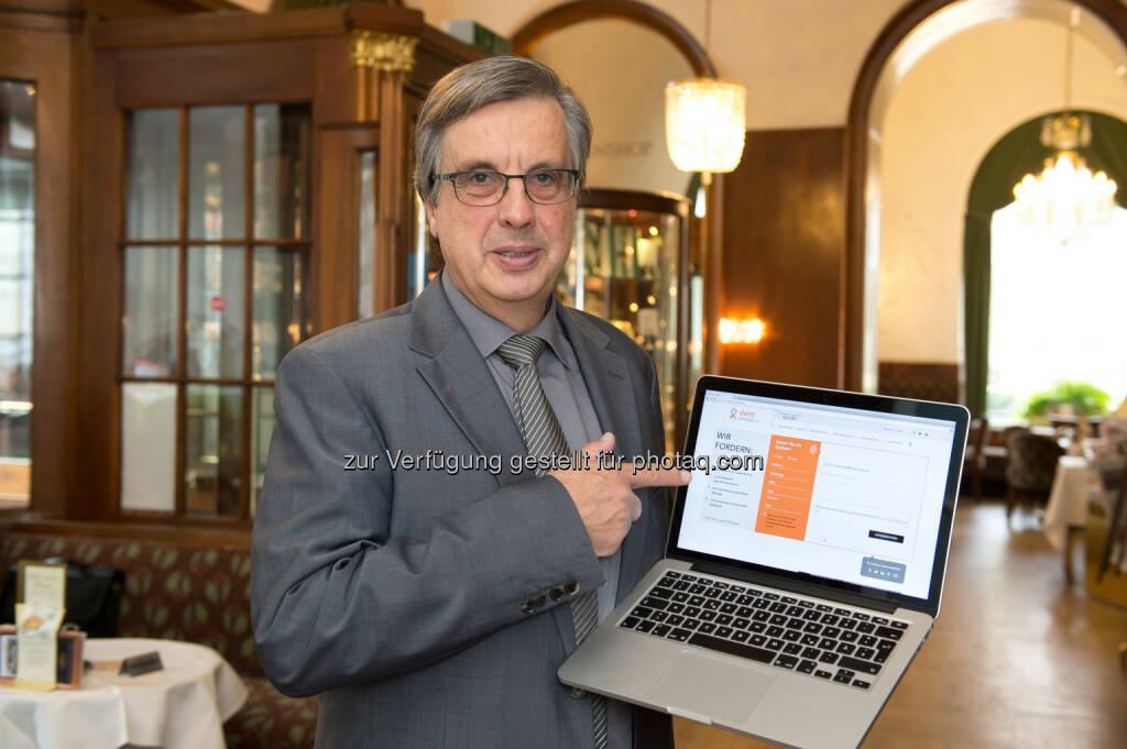 Hellmut Samonigg (Präsident der Österreichischen Gesellschaft für Hämatologie & Medizinische Onkologie): Österreichische Gesellschaft für Hämatologie und Onkologie (OeGHO): Start der ExpertInnen-Initiative Don't Smoke (29.09.2014)