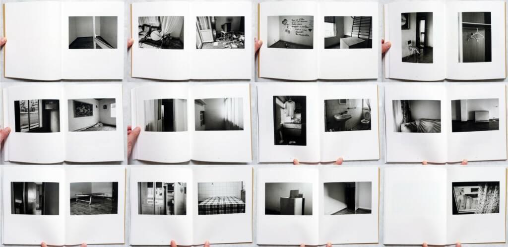 Miguel Leache - Por los días felices, Centro de Arte Contemporáneo Huarte 2013, Beispielseiten, sample spreads - http://josefchladek.com/book/miguel_leache_-_por_los_dias_felices, © (c) josefchladek.com (30.09.2014)