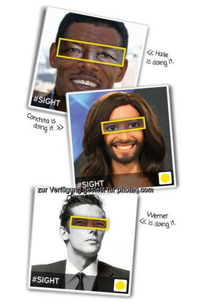 Licht für die Welt launcht FB-Kampagne und setzt damit ein Zeichen gegen vermeidbare Blindheit: Licht für die Welt - Christoffel Entwicklungszusammenarbeit: Haile Gebrselassie, Werner Schreyer und Conchita rufen auf: Focus on #Sight:  (30.09.2014)