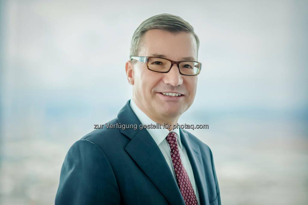 Andreas Pangl, neuer Generalsekretär im Österreichischen Raiffeisenverband, © Aussender (01.10.2014)